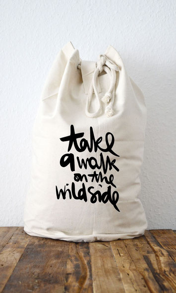 """Seesack """"take a walk on the wild side"""""""