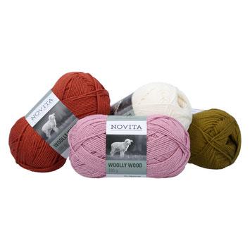 Novita Wolle Woolly Wood