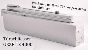 TS 4000 / Türschliesser
