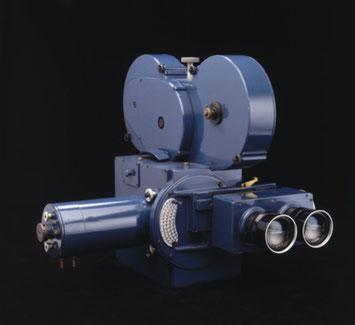 Caméra à grande vitesse HS 300, fabriquée en 1946
