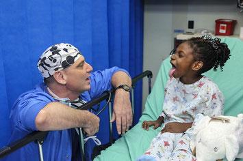 Ein ganz besonderes Verhältnis: Arzt und Patient
