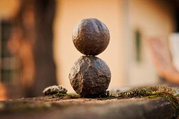 Mentale Balance auch im turbulenten Alltag auf Knopfdruck herstellen können