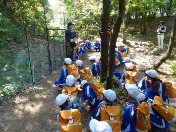 永原小学校の学習サポート