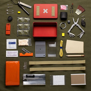 Best Made Company SOLKOA Survival Kit