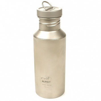 Alpkit Phlask Titanium Water Bottle