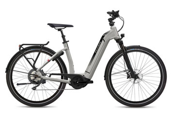 E-Bike FLYER Gotour6 Trapez rot