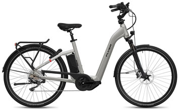 E-Bike FLYER Gotour5 schwarz matt