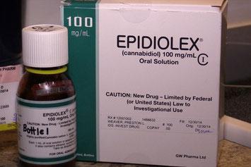 Epidiolex medicament a base de cannabis