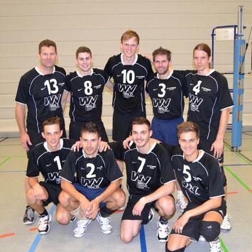 Herren - Saison 2014/15 Bezirksliga West