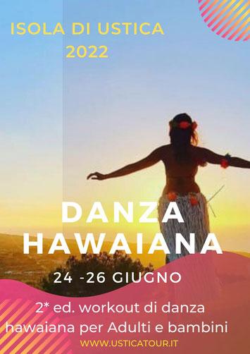 week-end di danza Hawaiana