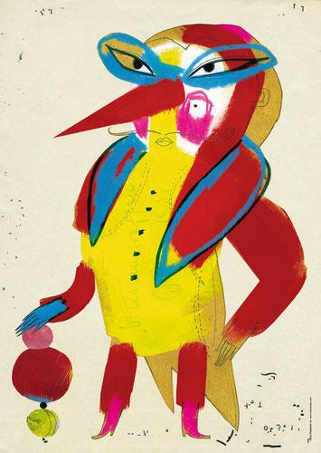 Nina Pagalies Kunst für Kinder