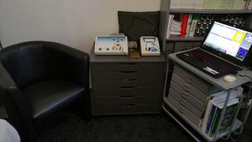 Bioresonanz und EAV, Elektroakupunktur nach Dr. Voll, Holimed