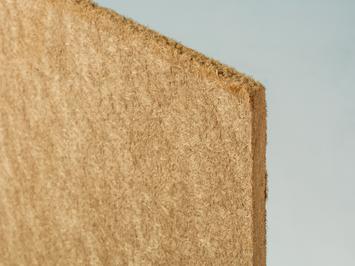 Holzfaserplatten von Claytec