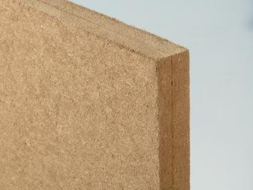 Ausbauplatten aus Holzfaser von Claytec