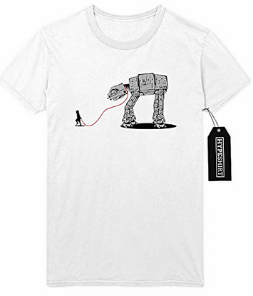 Star Wars T-Shirt AT-AT