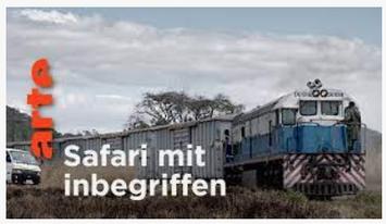 ZDF/arte: die spektakulärsten Bahnstrecken der Welt