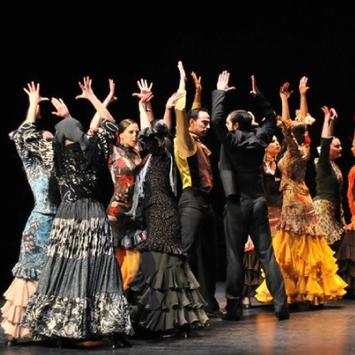 Romeo y Julieta - Ballet flamenco - CmDanza