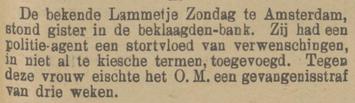 Provinciale Drentsche en Asser courant 15-12-1900