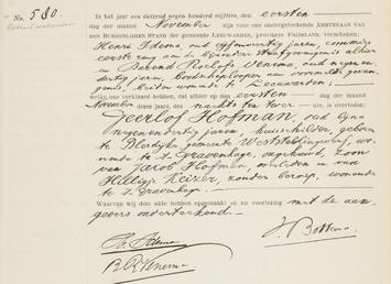 Overlijdensregister 1916, Bijzondere Strafgevangenis Leeuwarden