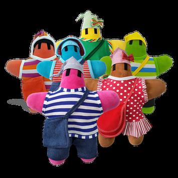 Virtuelle Ernst-Ludwig-Buchmesse: Puppen von und für Fragenhelden