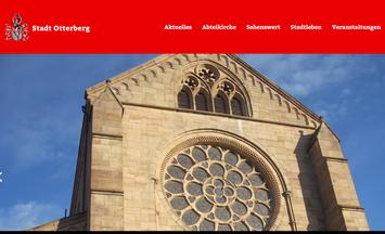 Homepage Stadt Otterberg