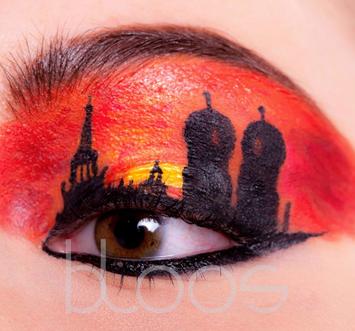 Idee & Make-up: Lina F.