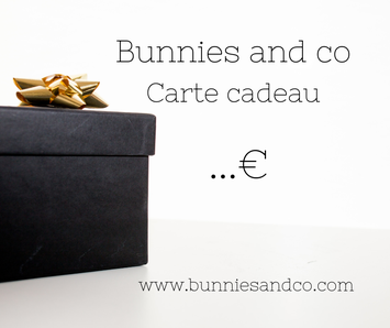 Bunnies and co friandises lapin box