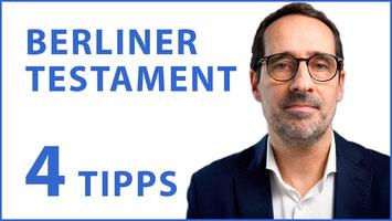 Berliner Testament - einfach erklärt