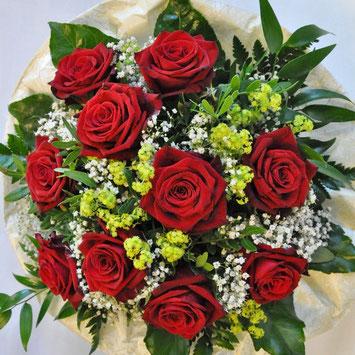 Blumen für eine gute Freundin