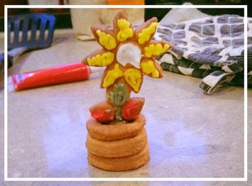 koekjes versieren met decoratie glazuurstiften