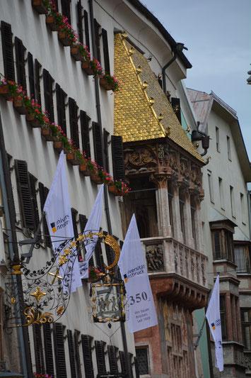 das Goldene Dachl