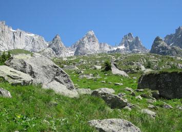 Veduta della Val Torrone