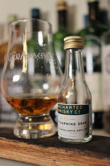 """Uncharted Whisky Co. GlenAllachie """"This Charming Dram"""""""