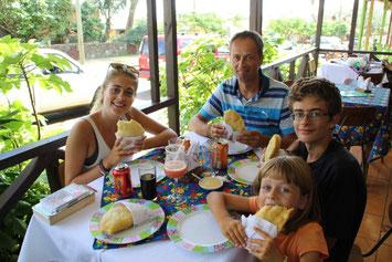 les meilleurs empanadas d'Amérique du Sud à l'île de Pâques