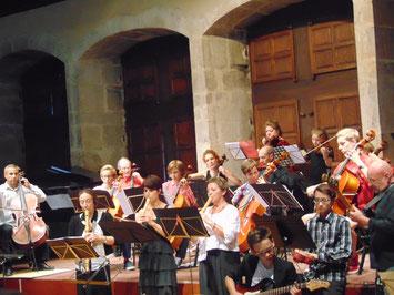Musique d'ensemble Annecy