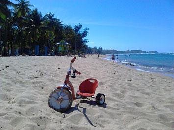 Strandidylle in San Juan