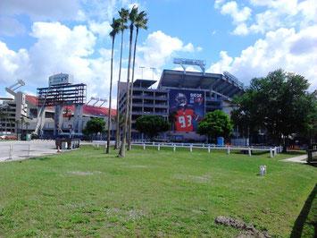 Stadion der Tampa Bay Buccaneers