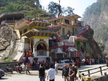 Sidhha-Baba-Tempel