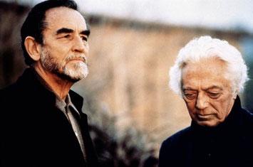 Dino Risi e Vittorio Gassman