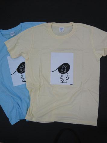 「LIFE IS GOOD」T-shirt