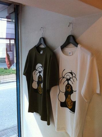 WAKE UP!(啓蟄) T-shirt