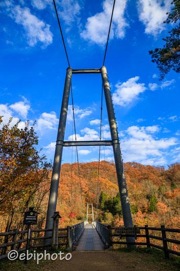 やまびこ吊橋