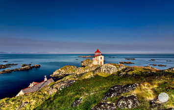 Bild: Litloy light house, Nordland Norway, www.2u-pictureworld