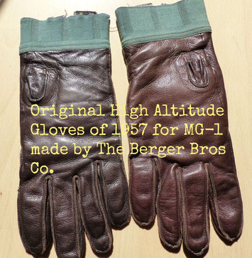 Berger Bros MG-1 Gloves