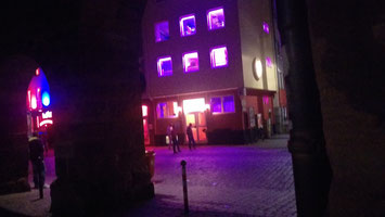 Frauentormauer Rotlichtviertel Nürnberg