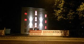 Bienenstock Eroscenter Heidelberg