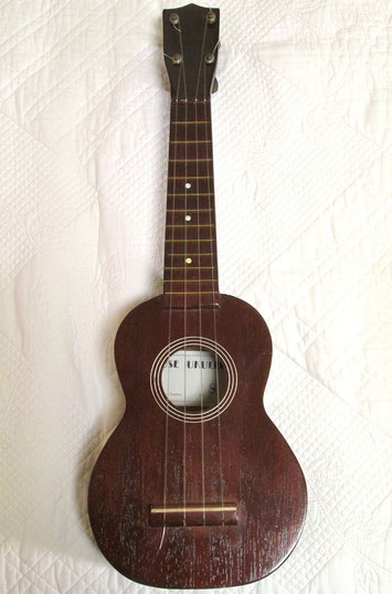 Muse Ukulele No.8