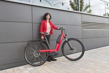 City e-Bike Zubehör im Harz kaufen