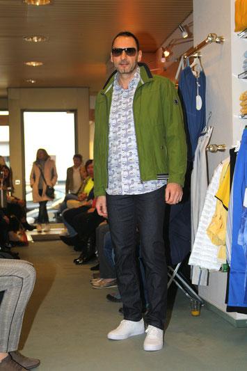 Hose Alberto, Hemd Dario Beltran Frühjahr 2020