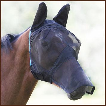 Reitsport Heiniger - Blogartikel Fliegenmaske HorseGuard